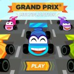 Multiplication Grand Prix