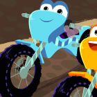 Dirt Bike Proportions